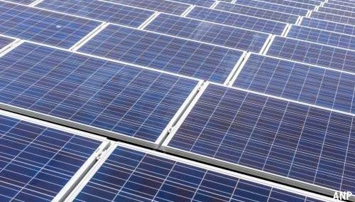 Regeling zonnepanelen jaar langer van kracht