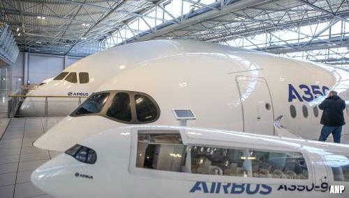 Groen licht heffingen VS tegen EU vanwege Airbus