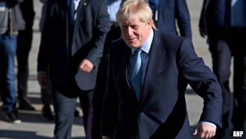 Overleg Juncker en Johnson over brexit