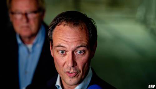 Boudewijn Revis neemt taken van opgestapte burgemeester Pauline Krikke tijdelijk waar