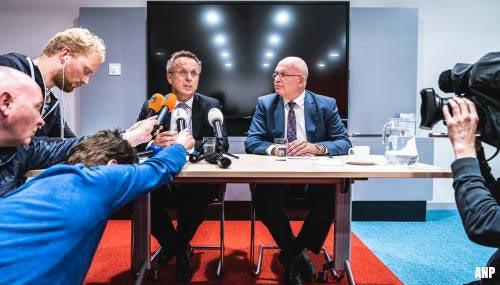 'Klein clubje boeren ging in Groningen over de grens'