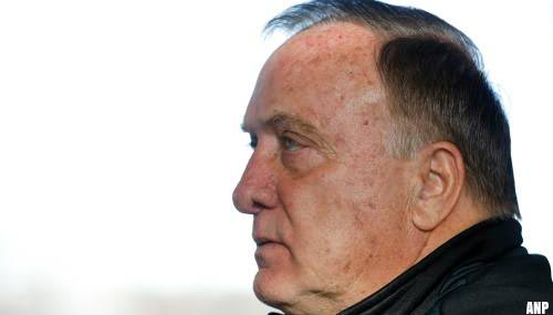 Dick Advocaat op verzoek Feyenoord weg bij Veronica
