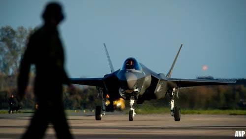 'F-35 - de vliegende laptop - eindelijk thuis'