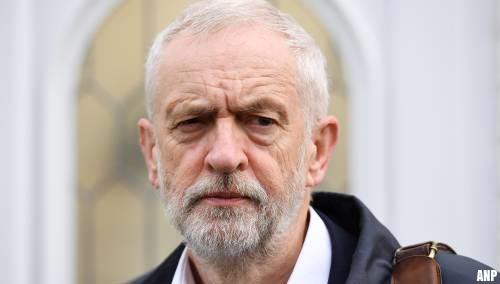 Labour steunt vervroegde verkiezingen