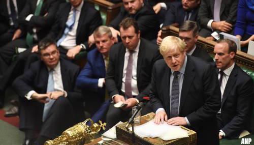 Johnson: mogelijk wil EU ook geen uitstel