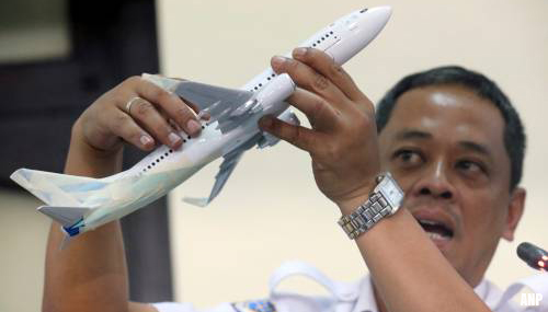 'Meerdere fouten oorzaak Lion Air-crash'