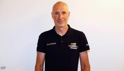 Ploegleider Nico Verhoeven verlaat Jumbo-Visma