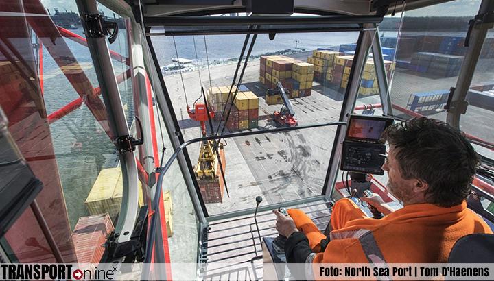 North Sea Port stevent mogelijk opnieuw af op jaarrecord