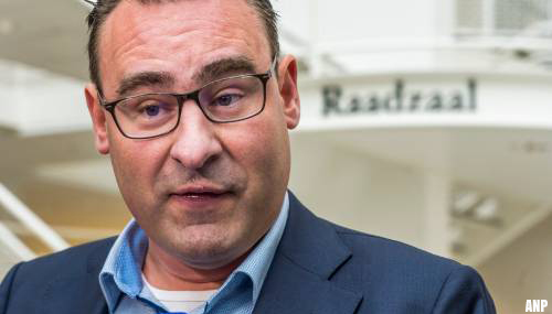 Richard de Mos weer fractievoorzitter in Haagse raad