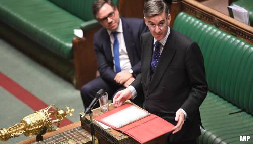Britse regering wil maandag stemming over brexit-deal