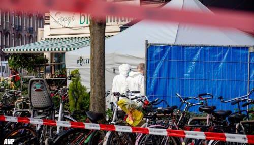 Uitbater restaurant Amsterdam doodgeschoten