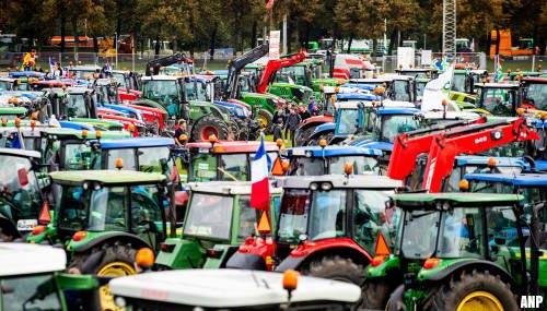 'Binnen maand actie, of weer boerenprotest'