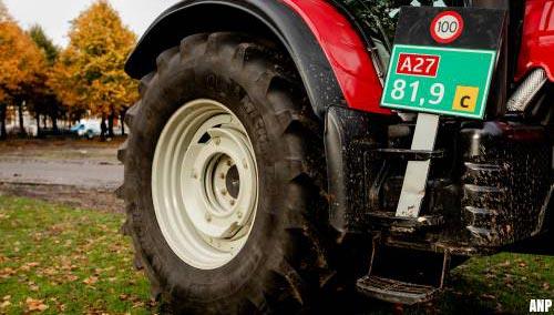 Verbod op zware voertuigen op Malieveld