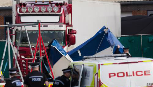 Families: 'dodentruck' maakte deel uit van konvooi van drie vrachtwagens