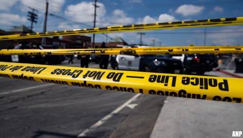 Doden en gewonden door schietpartij Californië