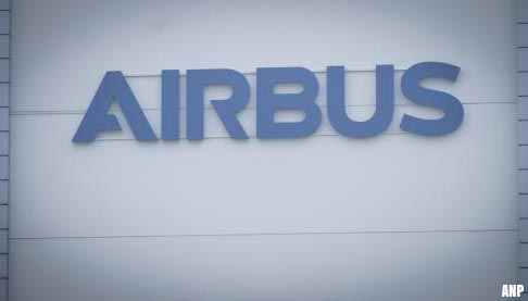 Flinke orders voor vliegtuigmaker Airbus