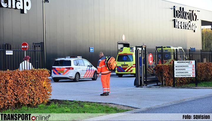 52-jarige werknemer omgekomen bij bedrijfsongeval bij bakkerij