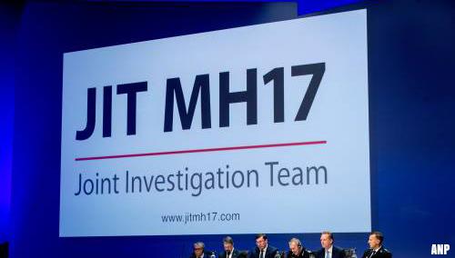 'Russische rol bij MH17 steeds duidelijker'