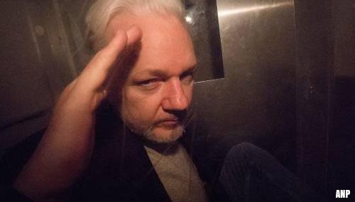 Artsen vrezen voor leven Assange