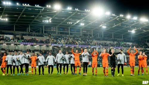 Oranje: genoeg is genoeg, stop racisme