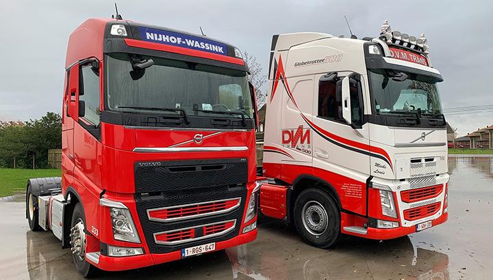 Nijhof-Wassink BVBA en D.V.M. Trans BVBA gaan samenwerken in België