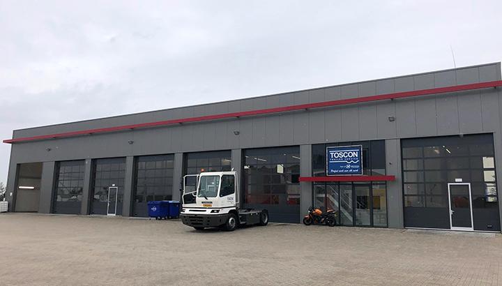 Toscon opent nieuwe werkplaats in Nieuwegein