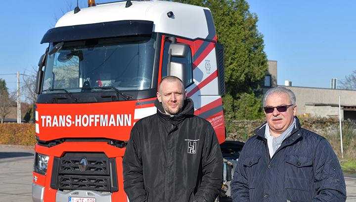 Drie nieuwe Renault Trucks voor Trans-Hoffmann & Fils