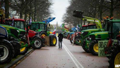 Boze boeren willen woensdag demonstreren bij het Catshuis