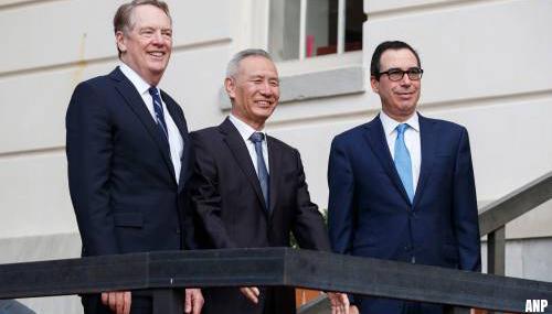 China en VS gaan importheffingen afbouwen