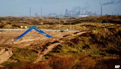 Circuit van Zandvoort moet beschadigd stuk duin herstellen