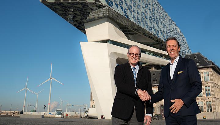Port of Antwerp verwelkomt Container Trade Europe 2020