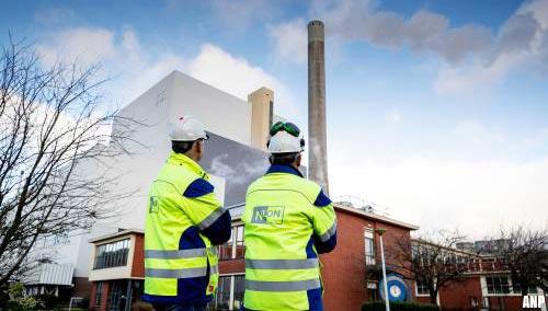 Hemwegcentrale in Amsterdam blaast laatste rookpluim uit