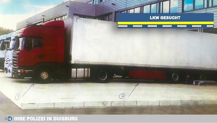 Duitse politie zoekt getuigen vrachtwagendiefstal [+foto]