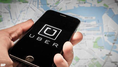 Uber-chauffeur moet vaker selfies maken