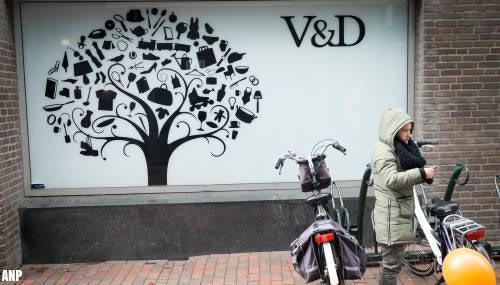 Directie niet aansprakelijk voor faillissement V&D