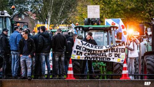 Meerderheid is boerenprotesten wel een beetje zat