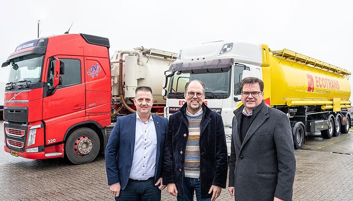 Nijhof-Wassink Groep neemt Ecotrans over