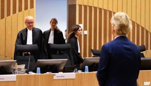 OM: geen politieke beïnvloeding proces-Wilders