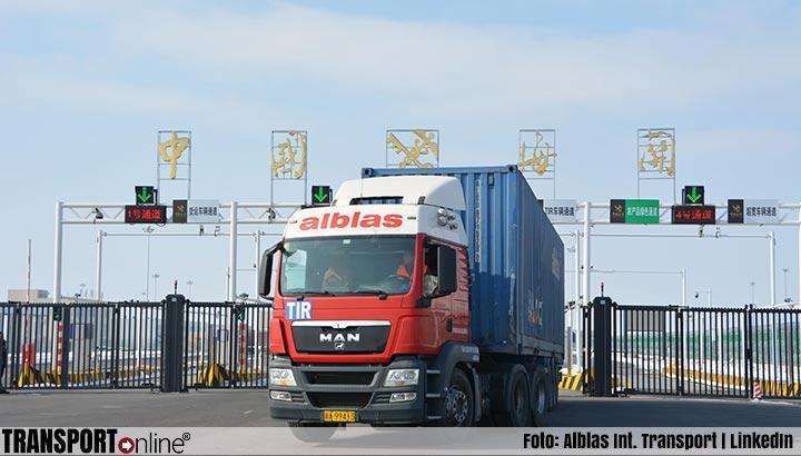 Alblas Internationaal Transport voert tweede TIR-transport uit