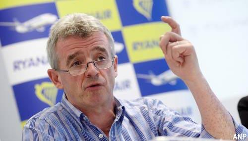 'Bonusvoorstel baas Ryanair valt verkeerd'