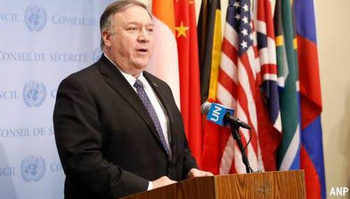 VS zeggen historisch ontwapeningsverdrag op