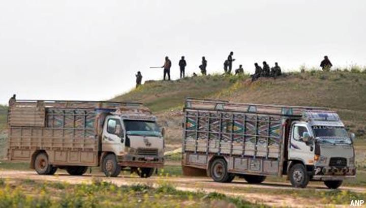 SDF probeert opnieuw burgers te evacueren