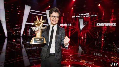 2,2 miljoen kijkers voor finale The Voice