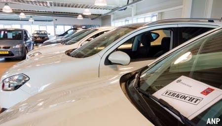 'Aanschafbelasting auto's flink gestegen'