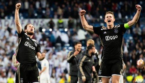 2,8 miljoen zien stunt Ajax in Madrid
