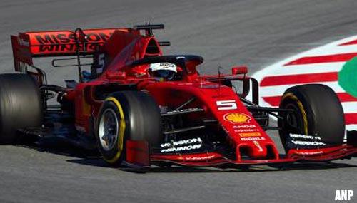 Punt extra voor coureur met snelste raceronde in Formule 1