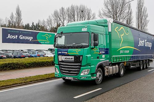 Luikse rechtbank beslist alsnog dat vrachtwagens Jost Group in beslag mogen worden genomen