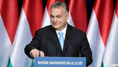 EVP overweegt uitsluiting partij van Viktor Orbán
