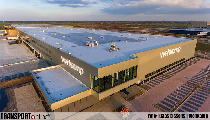 Wehkamp opent tweede distributiecentrum in Zwolle