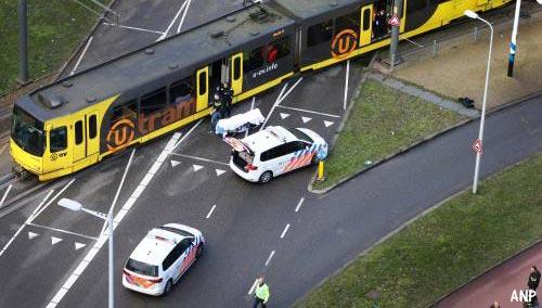 'Met één gewonde na aanslag in Utrecht gaat het iets beter'